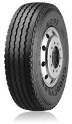 G291 TL Tires